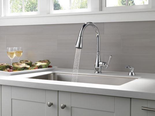 smart faucet