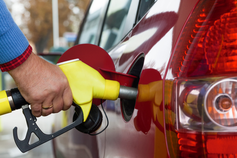 Demand is driving gasoline prices up in many areas of the country.